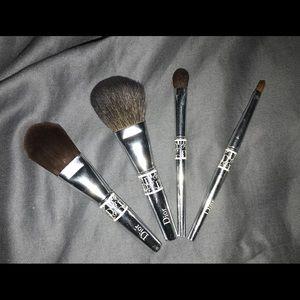 Brand New Dior Mini Brush Set